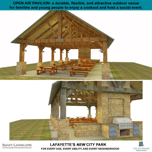 LaFayette open air pavilion idea1 rev